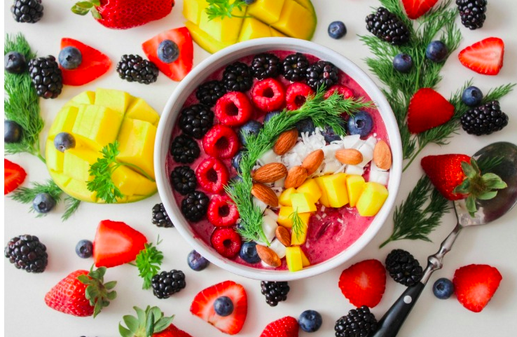 Eat Your Chakras: Why Eating The Rainbow Is The Next