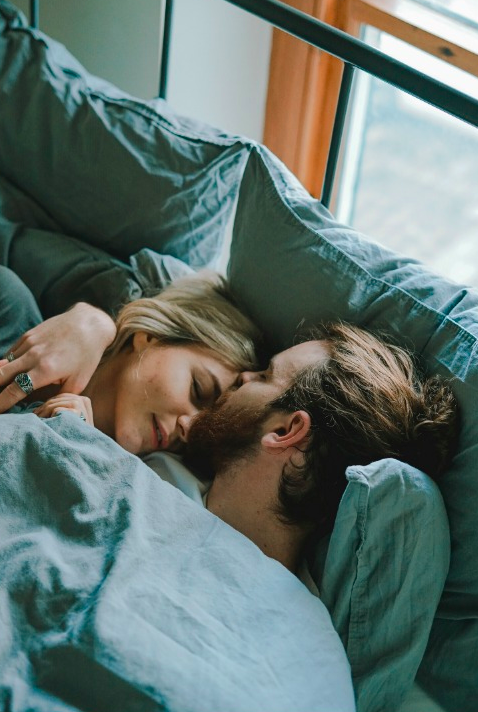 How Sex Evolves in a Long-Term Relationship -