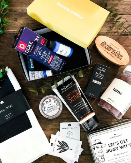 Valentine's Day Gift Guide: Men's Edition -