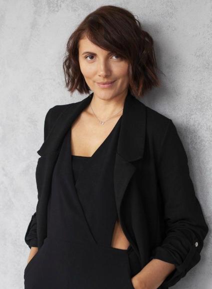 Becoming Bold and Bare with Iana Bertini -