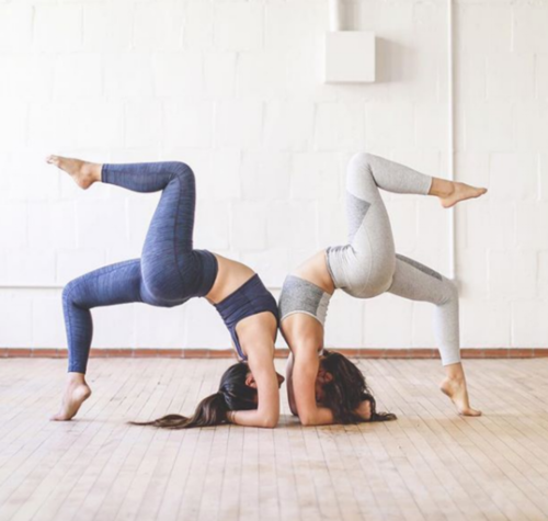 8 Reasons to Work out with a Friend -