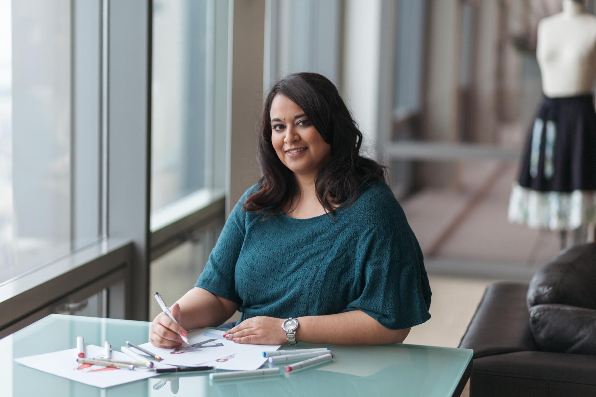 Talking Career Transitions with fashion designer bhavana jain of bhavyj designs -