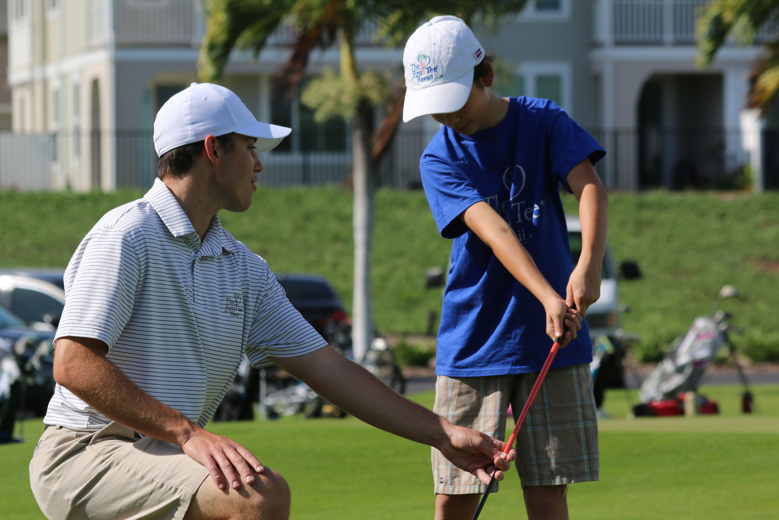The First Tee of Hawaii   Good Golfers. Better People.   Register Now