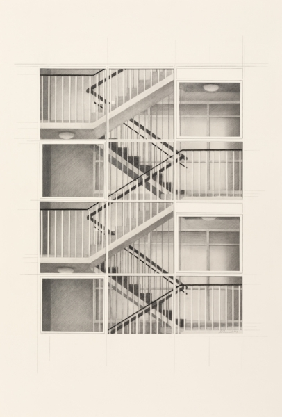 Bethnal Green Staircase 2017
