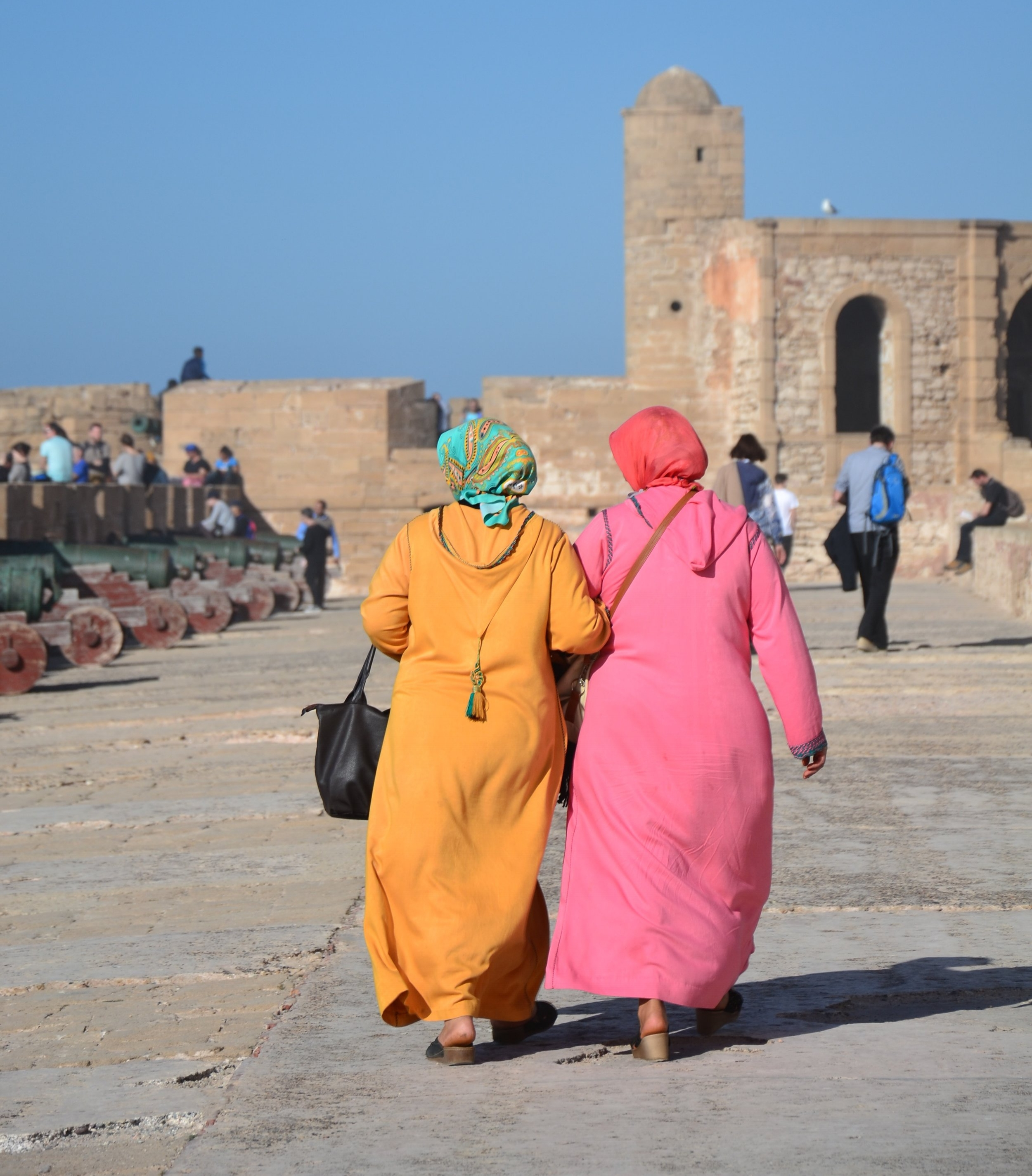 Essaouira, Morocco Photo by  Melvina Mak  on  Unsplash
