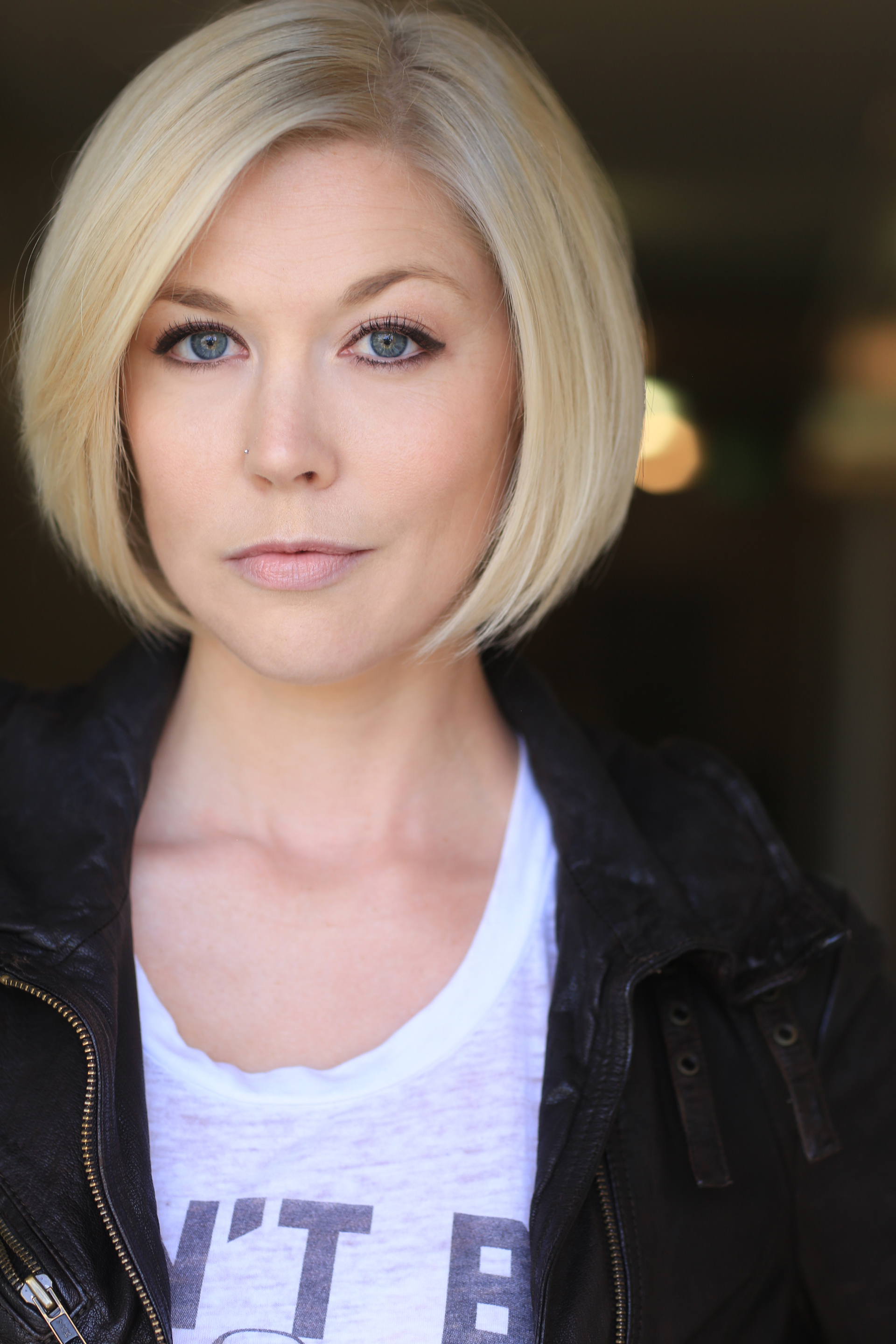 Haley Sims is a Los Angeles based actress. You can catch her on a few TV shows and in numerous independent film projects. She studies at Lesly Kahn's Studio as well as the Beverly Hills Playhouse, and her mom thinks she's super talented.