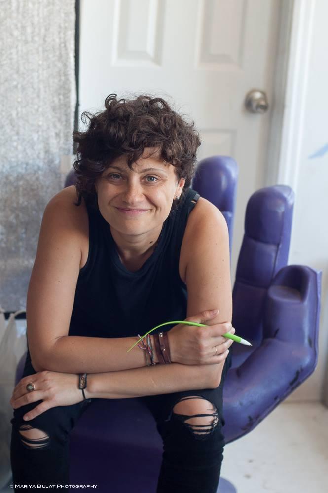 Kate Balandina - Producer