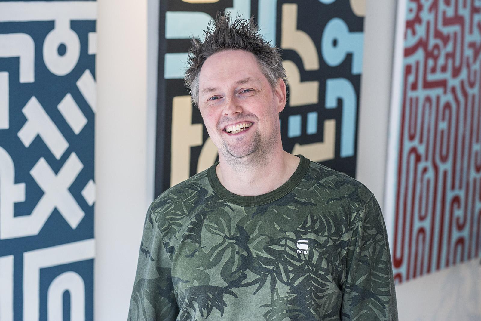 Freelance UX & UI Designer Michiel Nagtegaal