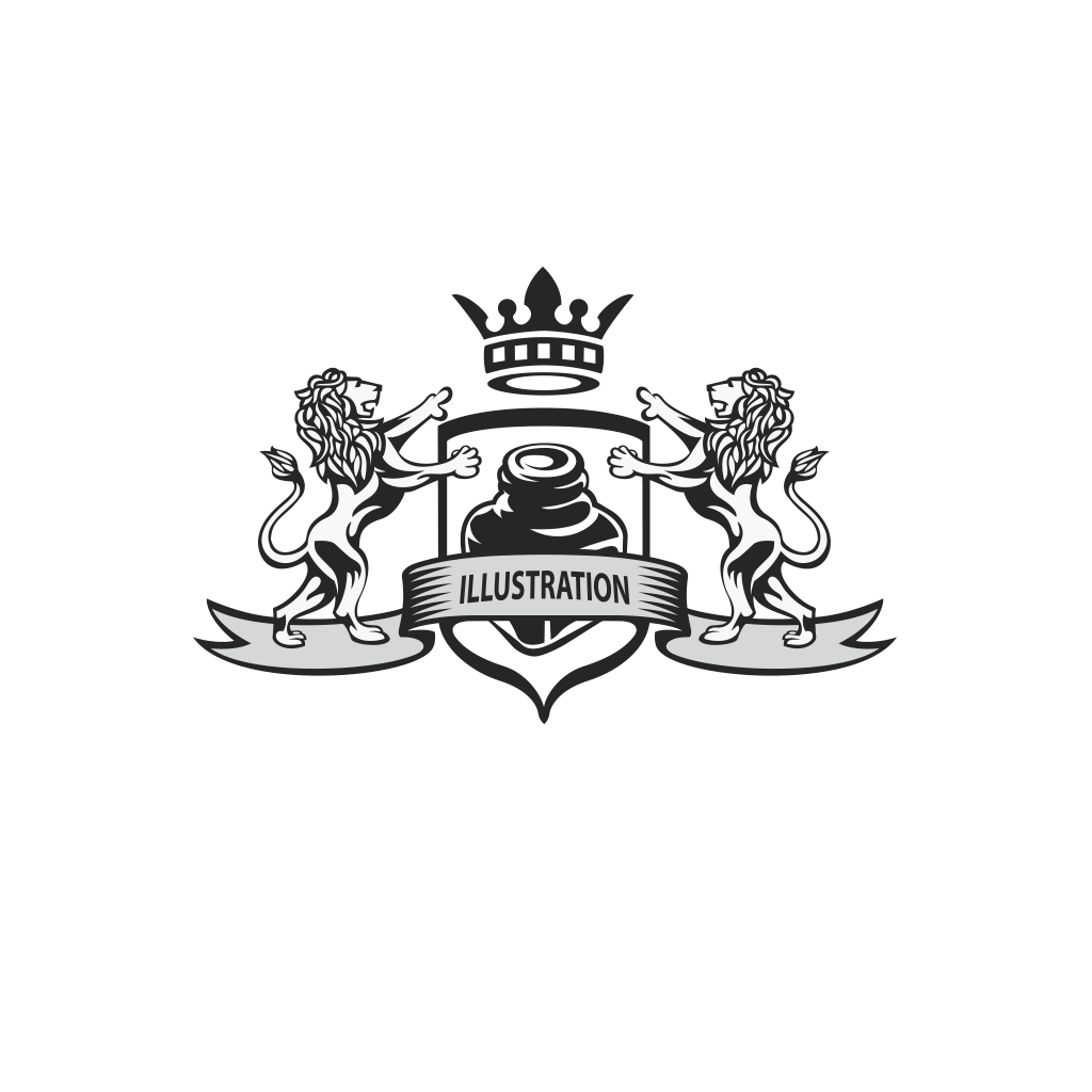 Logo ontwerp Illustration Nation