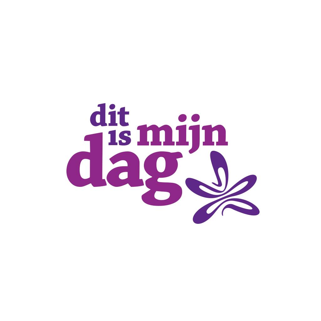 Logo ontwerp Dit is mijn dag