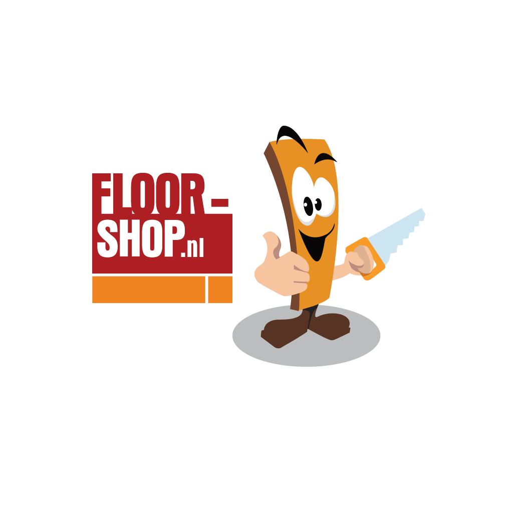 Logo ontwerp Floor-shop