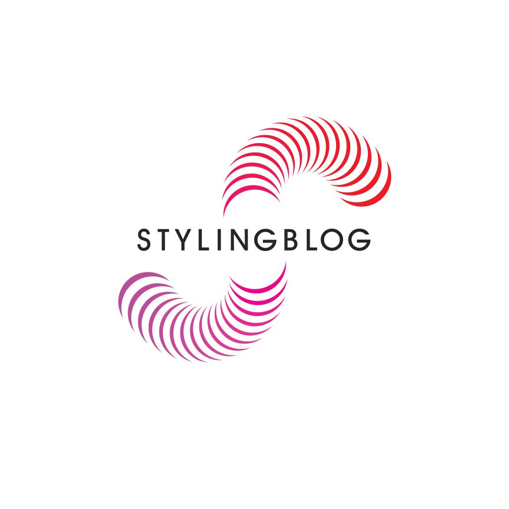 Logo ontwerp Stylingblog.nl interieur weblog