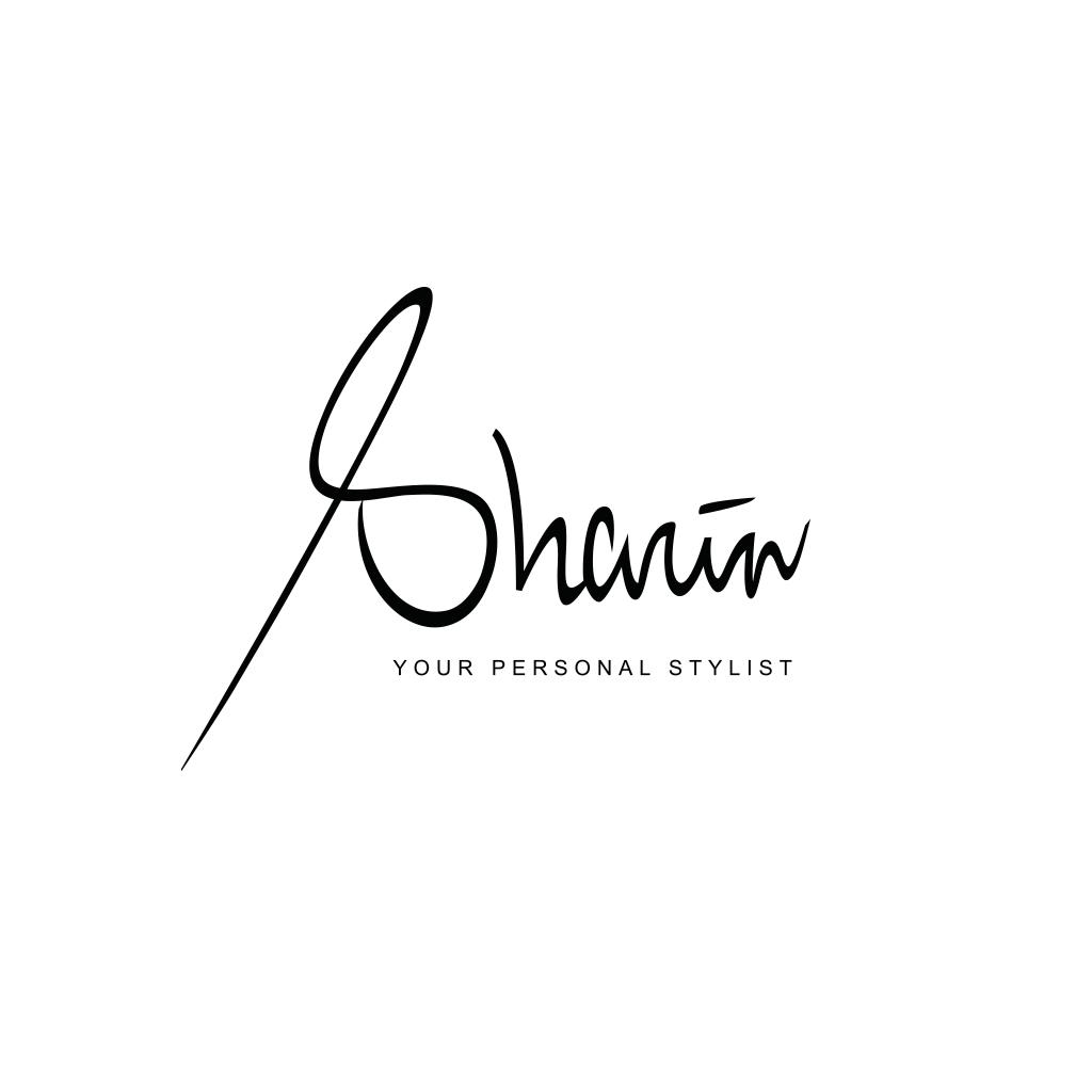Logo ontwerp Sharin.nl personal fashion stylist