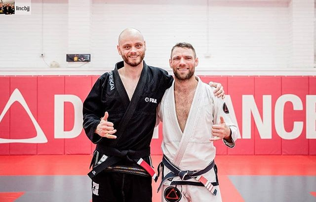 Big Congratulations to @lincbjj(left) on earning his Black Belt last weekend.  Few can fully understand the dedication, commitment , obsession and passion it takes to reach this standard.  It is people like Lincoln that inspire me in my Job with their passion for what they do.  Thank you Lincoln for letting me be a small part of your Journey.  Hats off to Dave hart(right) for coaching and guiding Lincoln from white belt all the way to black belt 🙏 few gyms in Australia have a reputation such as Dominance for the level of coaching.  #Repost from @lincbjj with @regram.app ...