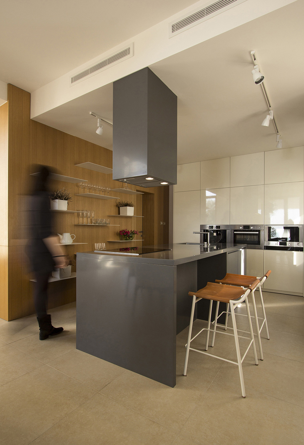 Rezevici apartment    Architects: Soba+