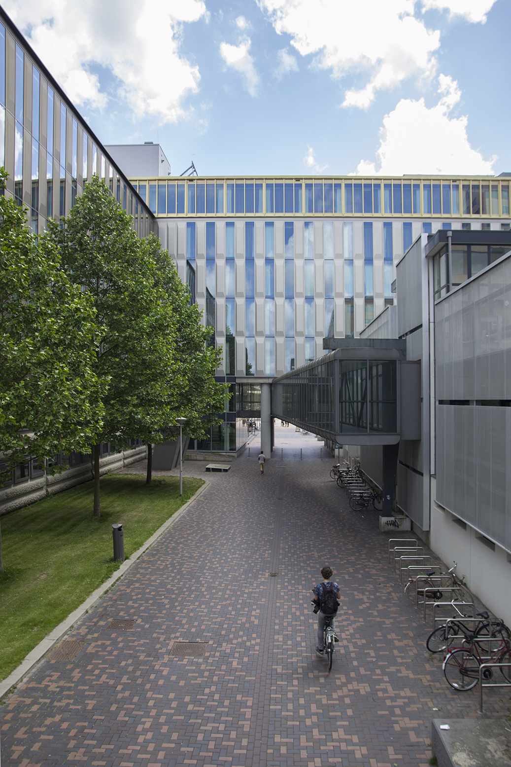 Amsterdam bussines area / Mladen Jovanovic architectural photography