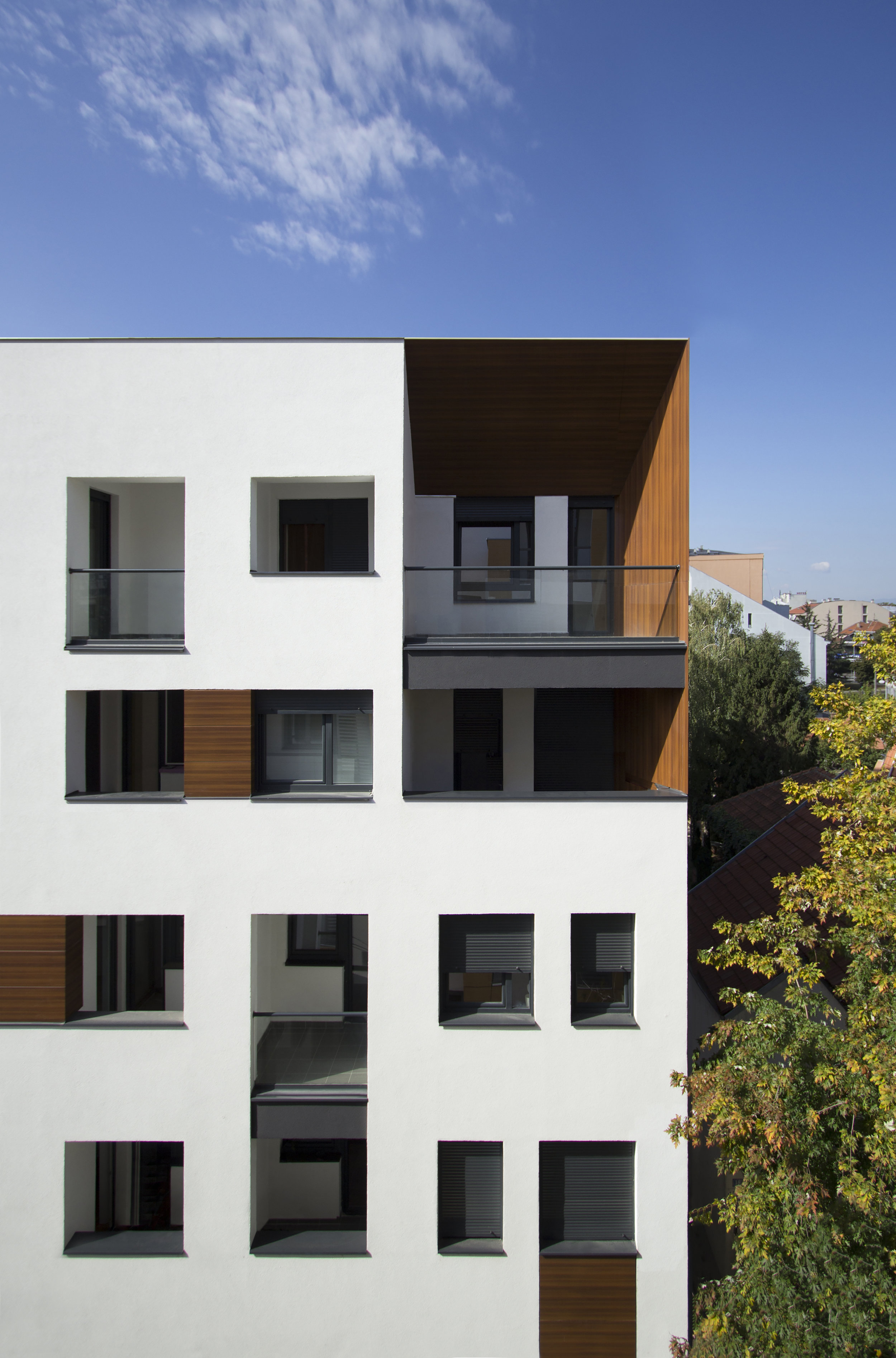 Residential building    Architects: Kontrastudio