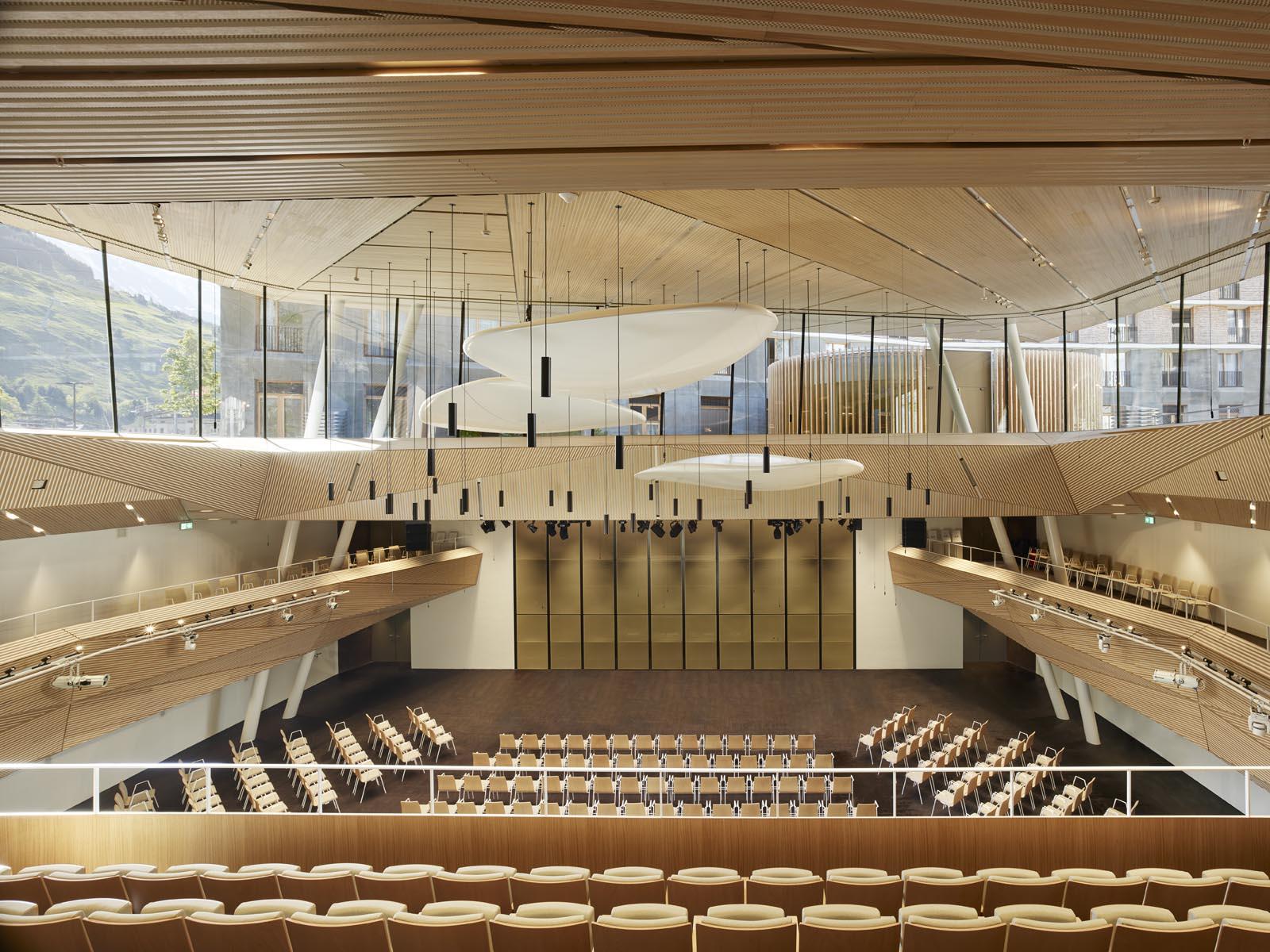 Andermatt Concert Hall