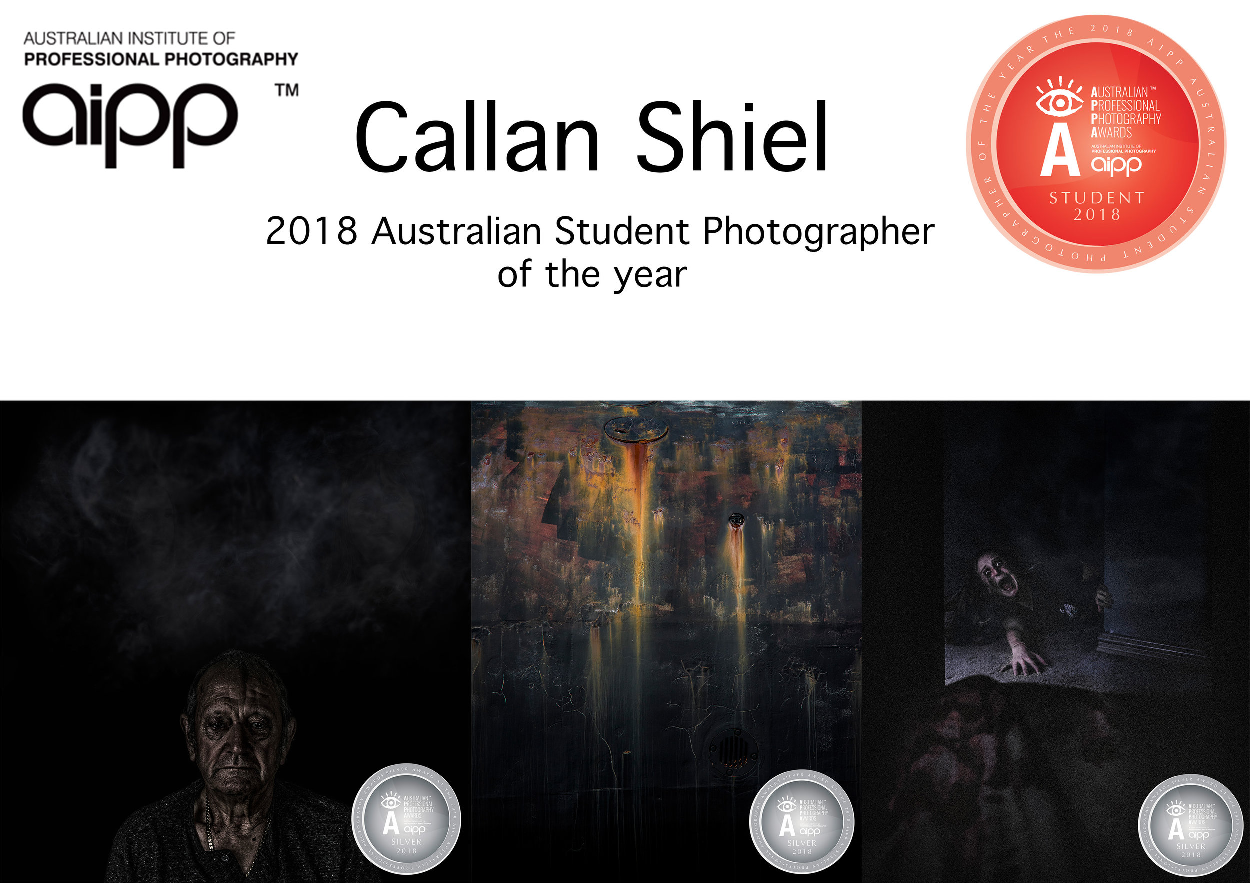 - In 2018 I was awarded the AIPP Australian Photographer of the year.