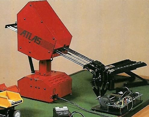 'ATLAS' Robot Arm (1984)