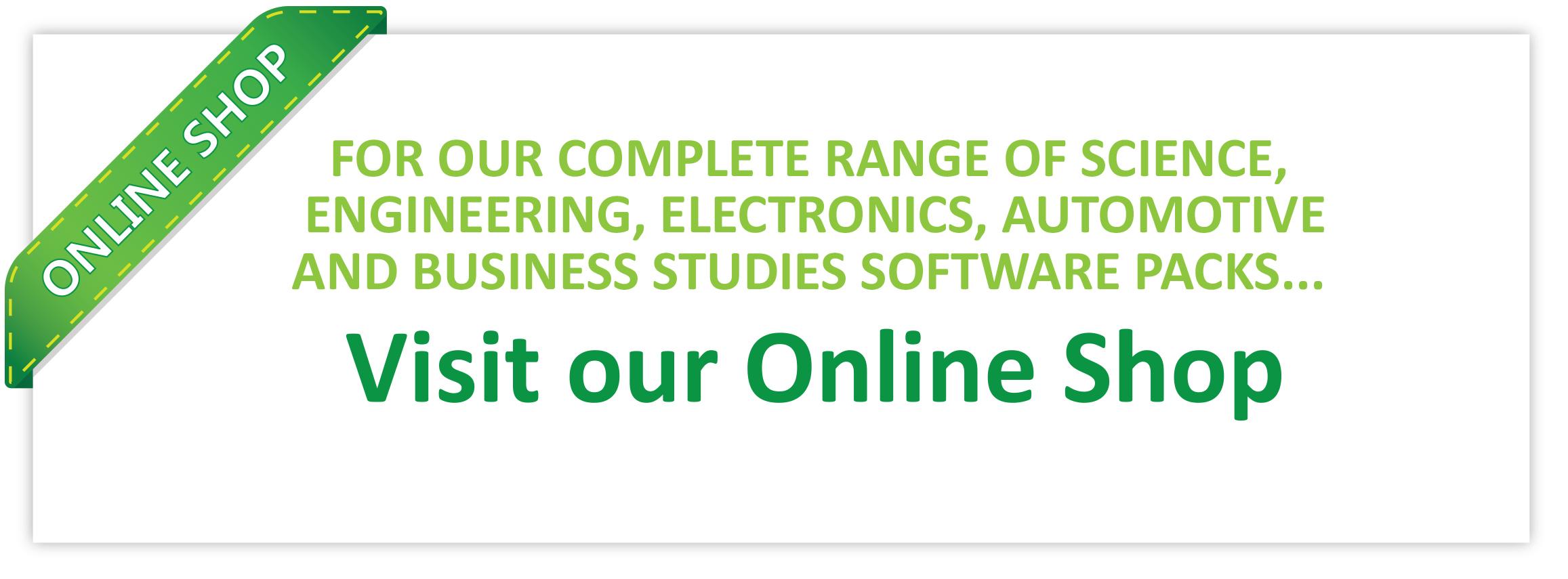 Visit our online STEM Shop