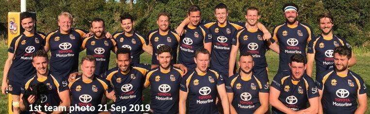 Team photo 21 Sep 2019
