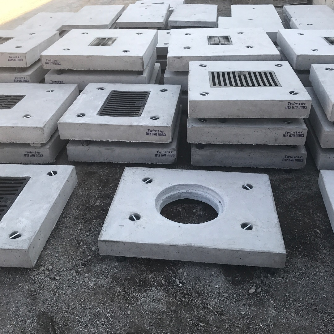 Grid Inlet & Stormwater Manhole Slabs