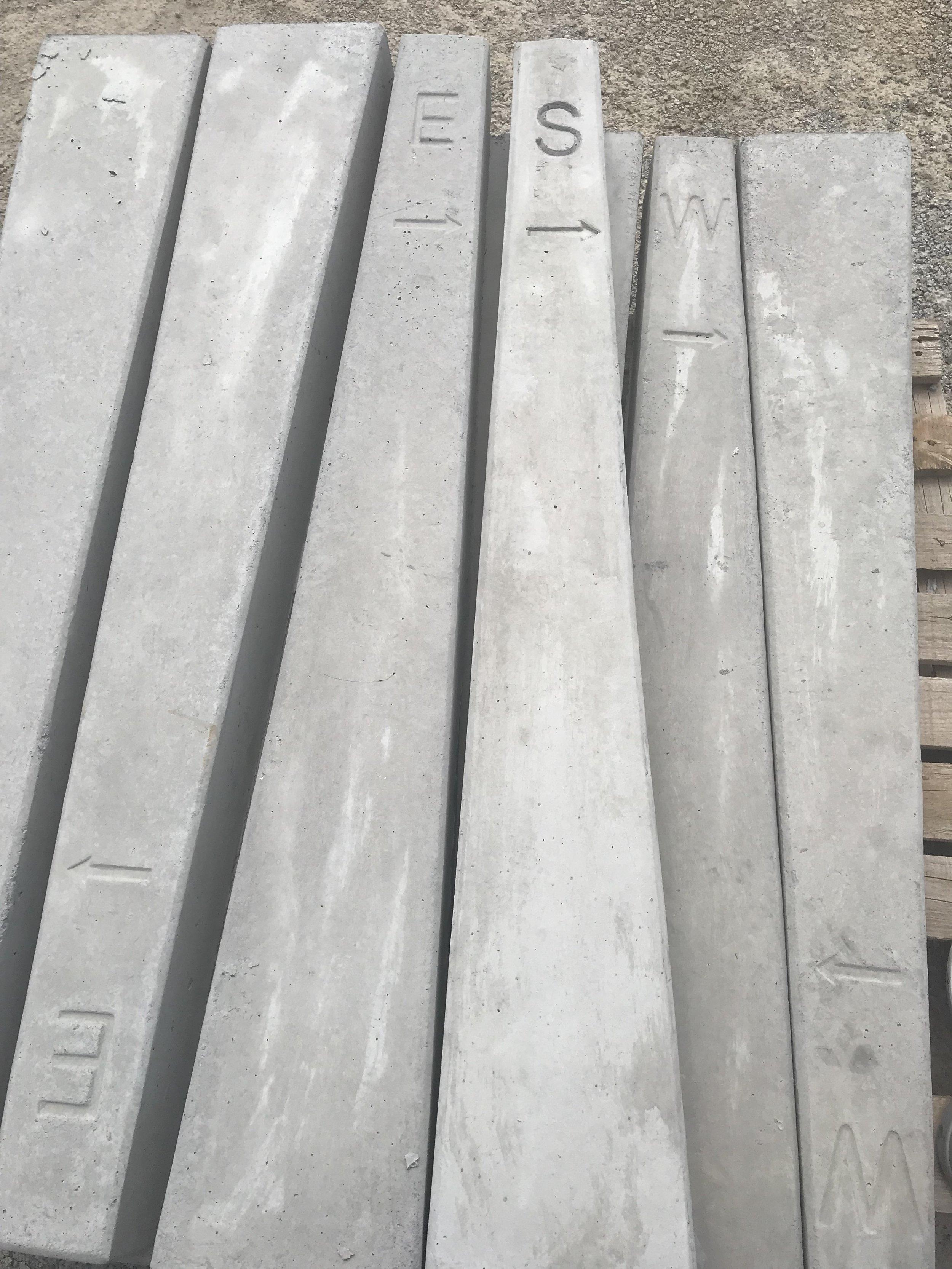 Sewer Line Marker