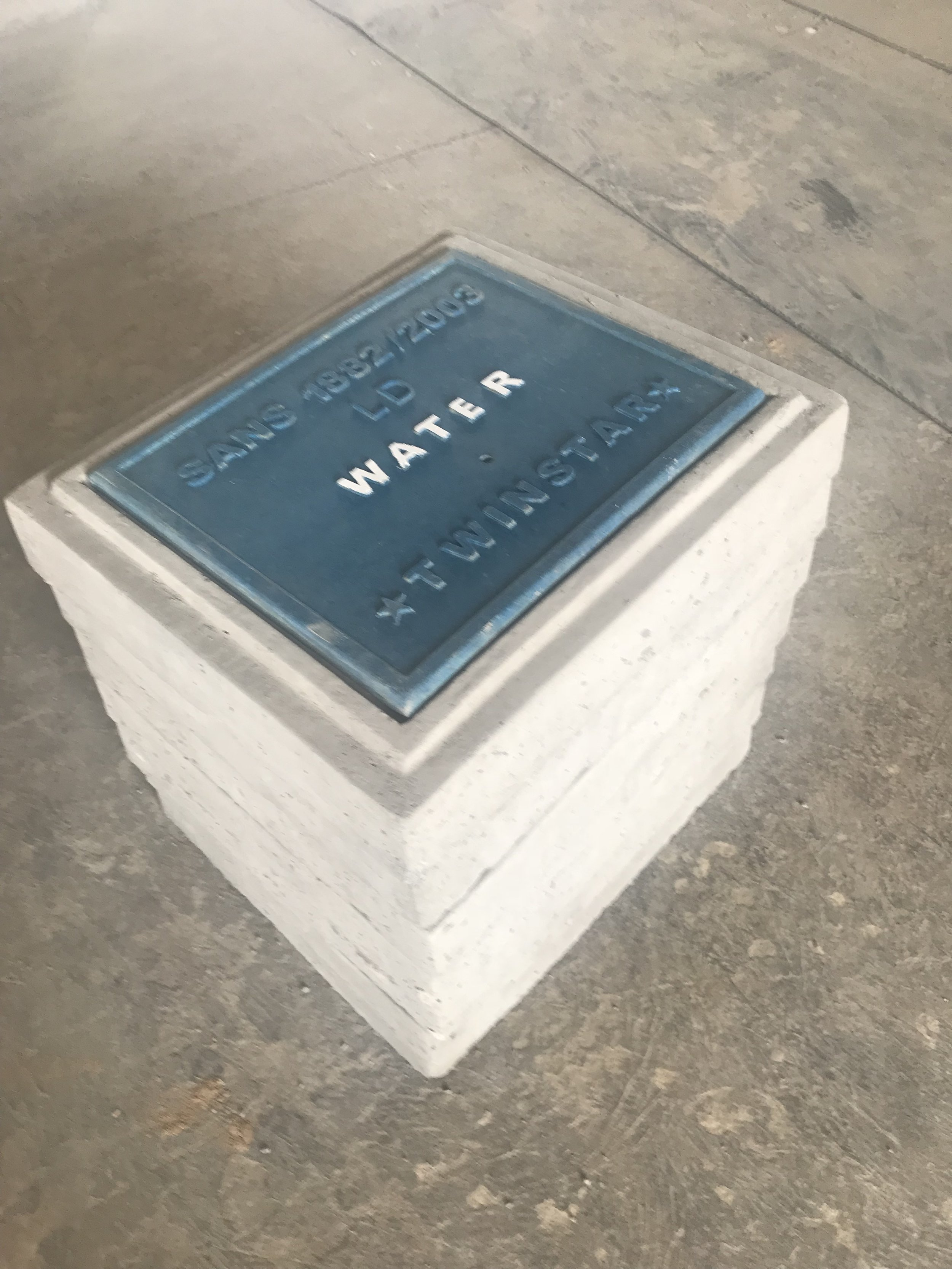 Joburg Water Stackable Valve Box with Polymer Lid