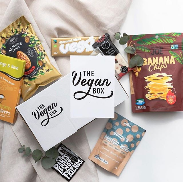 YAS! Get around this months @theveganbox for all tha vegan dreamzzzz! 😍😍😍😍 Stoked to be apart of it!