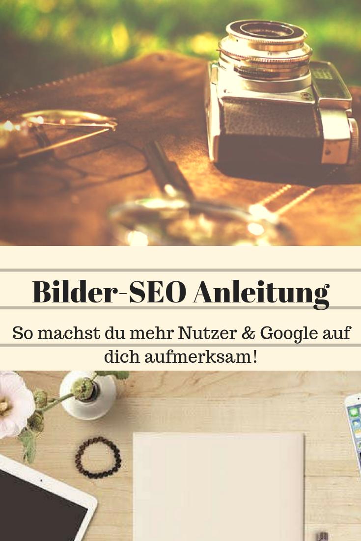 Lies hier alles über die Suchmaschinenoptimierung für Bilder!