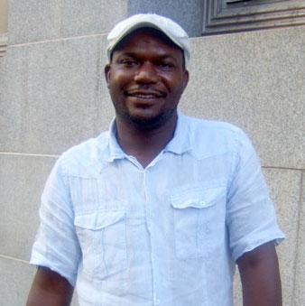 Professor Perdo, South Africa