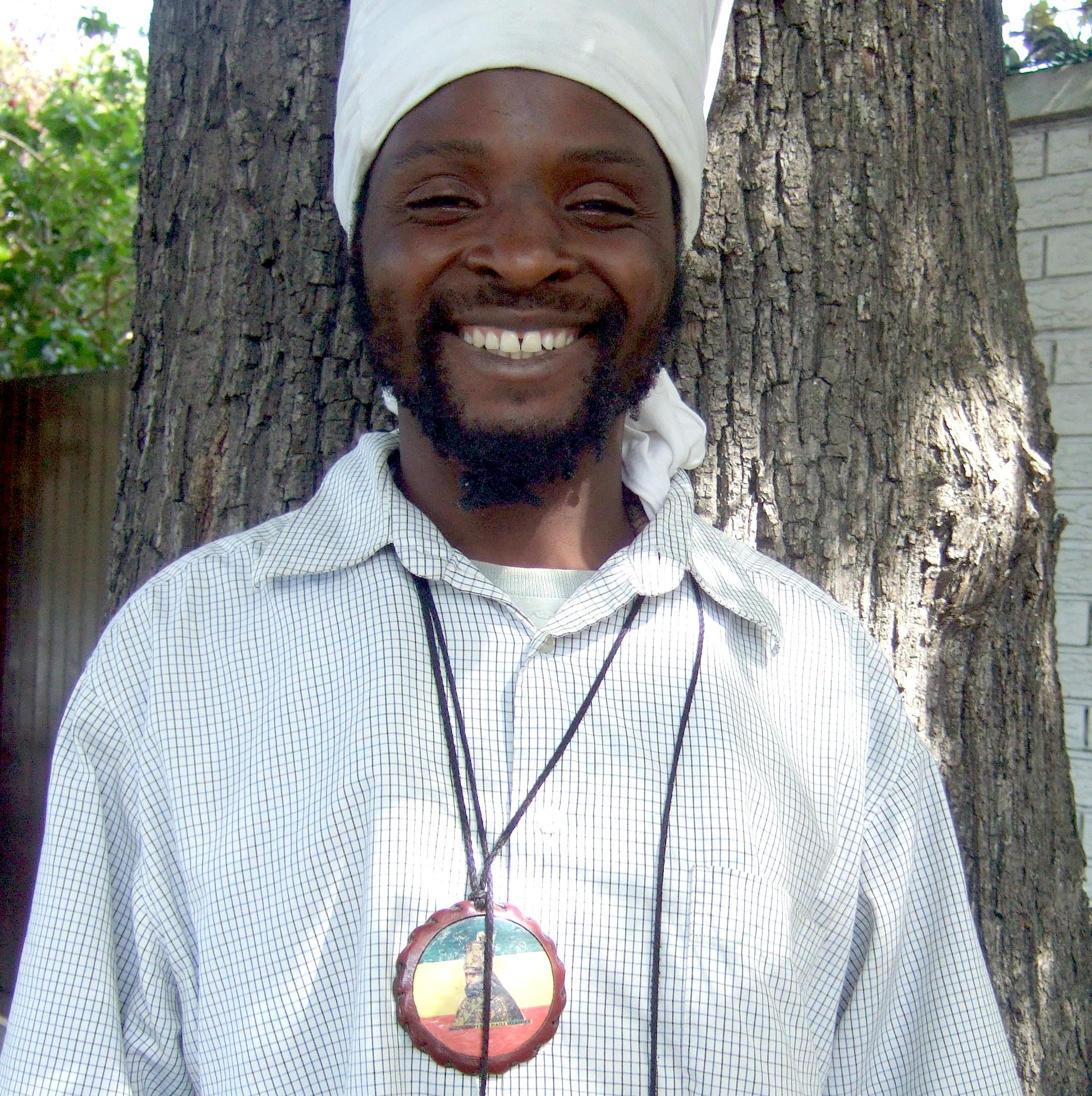 Bornface and the Marcus Garvey Rasta community