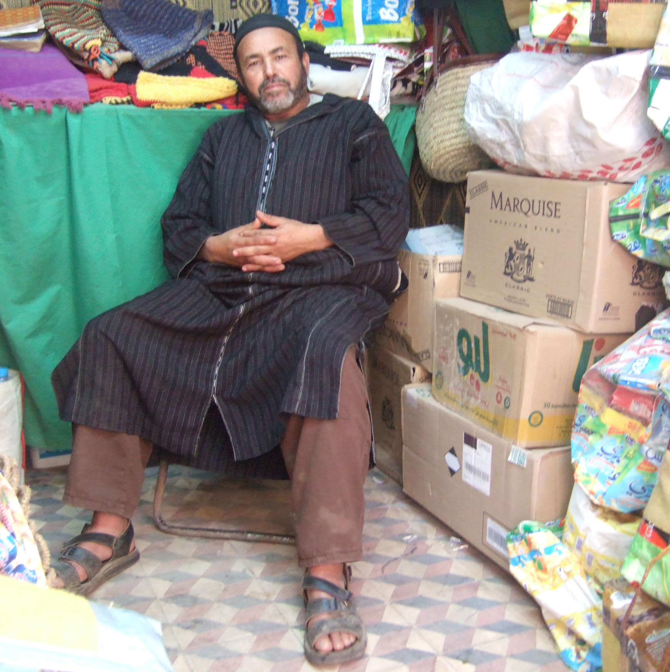 Chouikik, Morocco