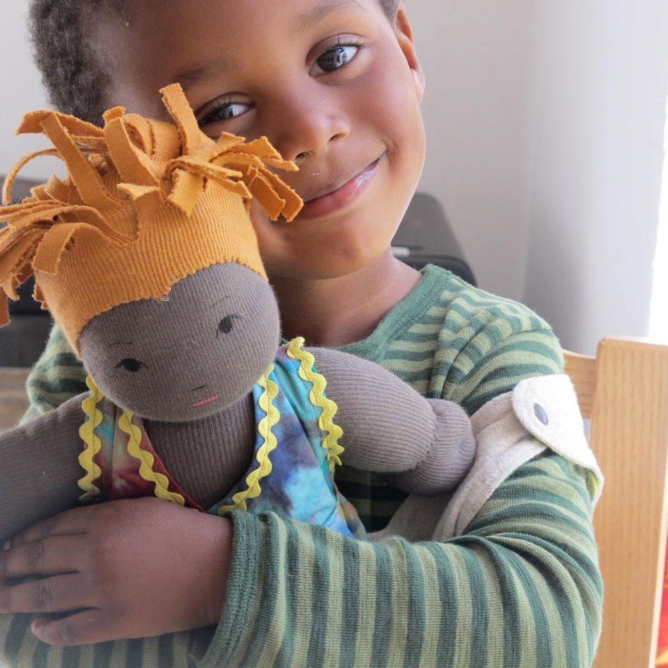 Elena and Dadisco Dolls, Zimbabwe