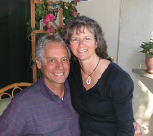 Larry and Doris Ledue