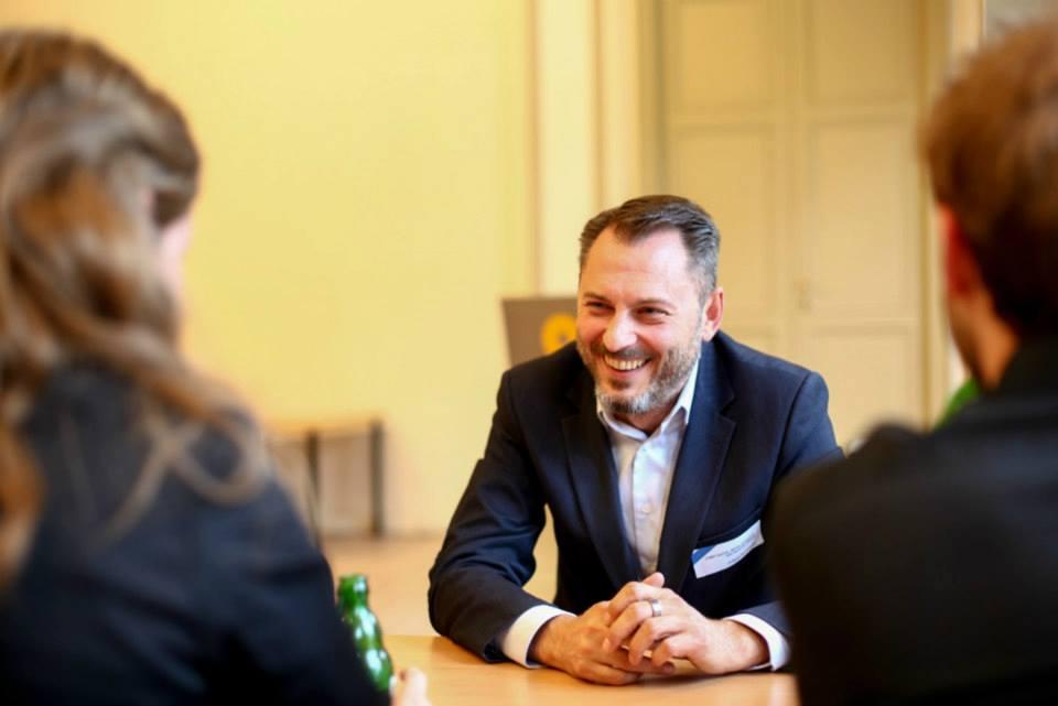 Philippe Borremans - Public Relations Consultant