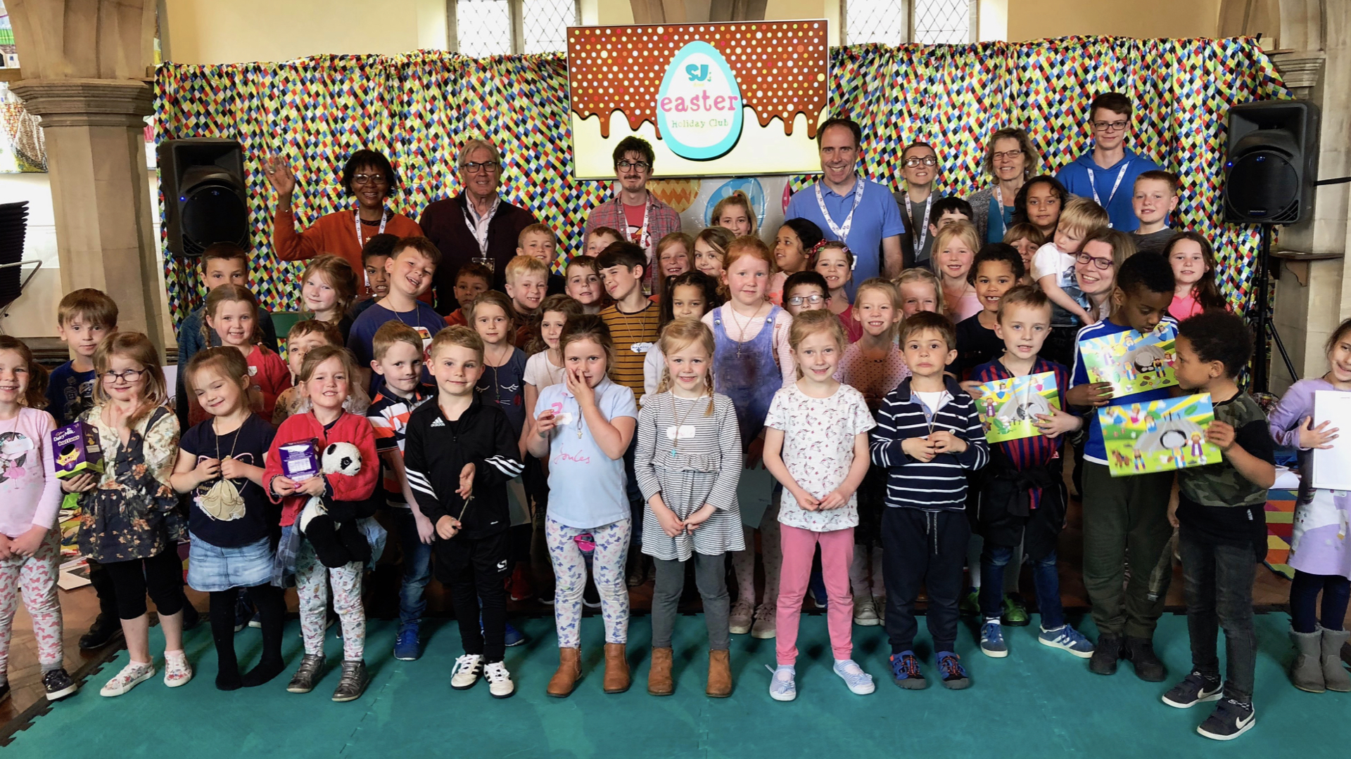 Our last holiday club - SJ's Does Easter (April 2019)