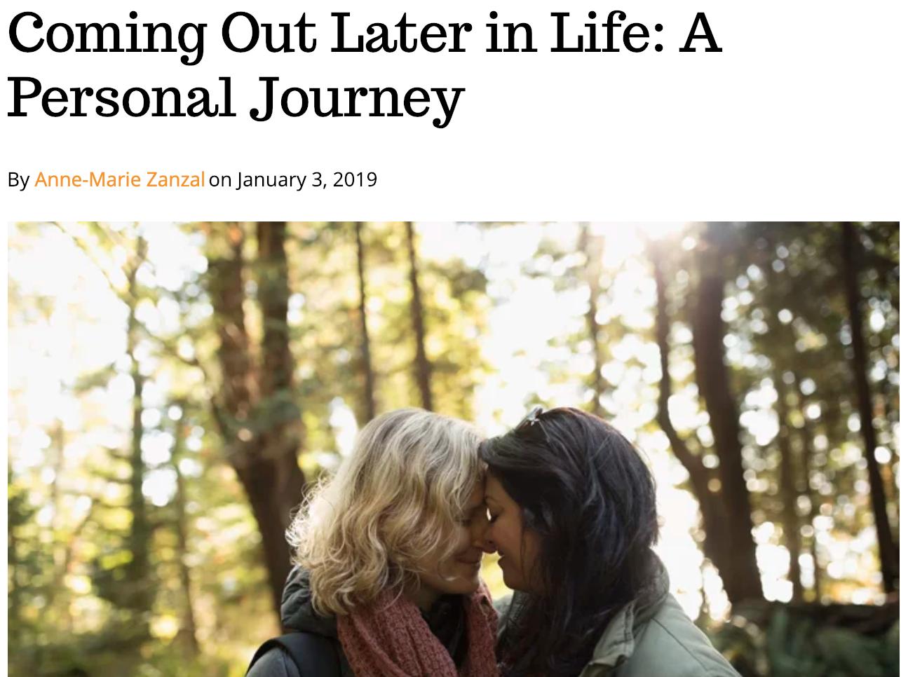 - Most Recent AFTERELLEN article