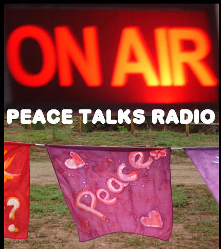 peace talks radio Anne-Marie zanzal