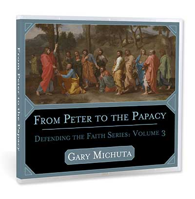 From Peter to the Papacy