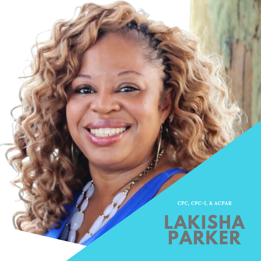 Lakisha parker cpc, cps-i. acpar founder of Kisha Knows Coding, Medical Billing and Coding Training, Corporate Billing Consult, Birmingham Alabama.png