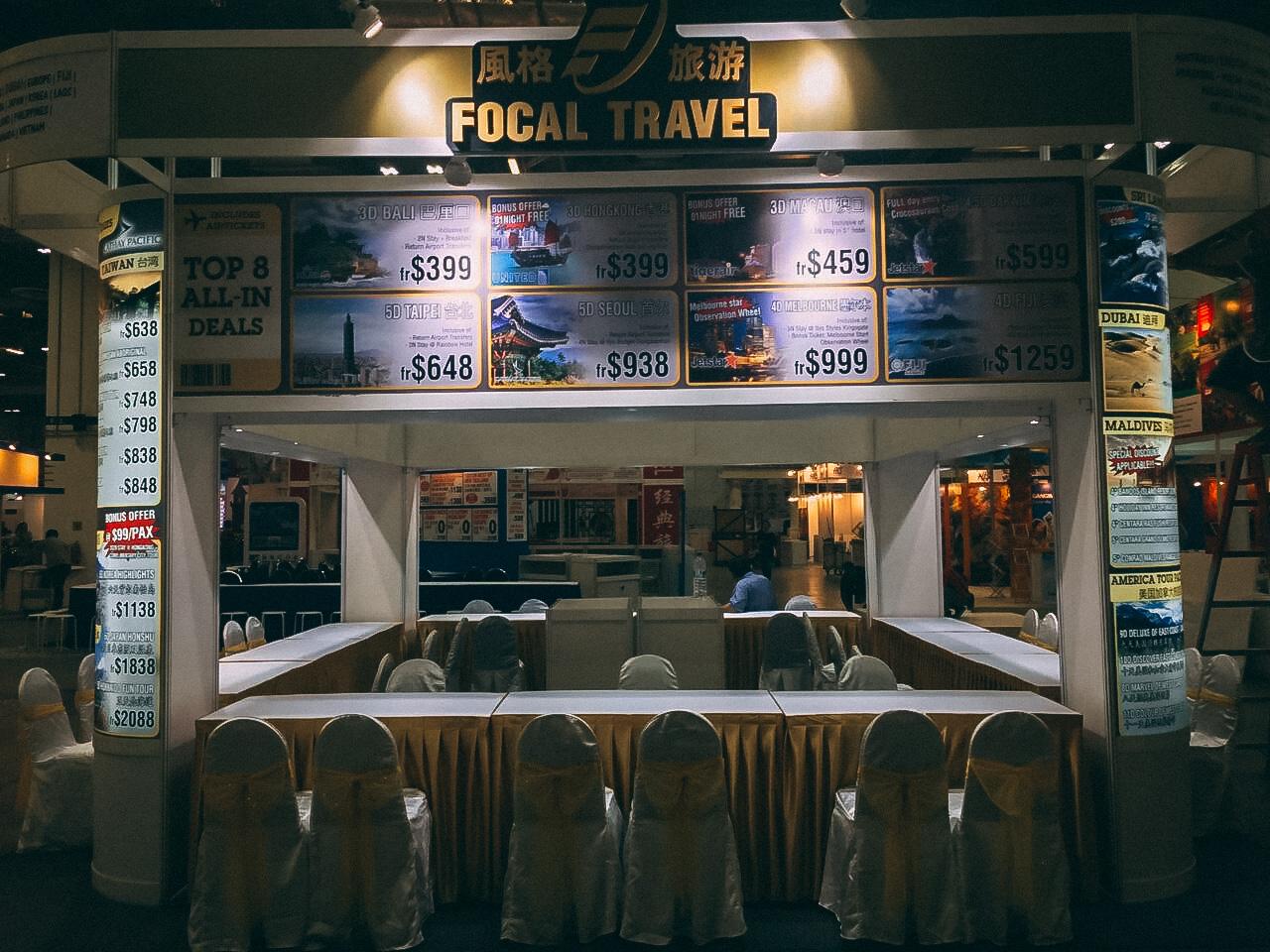 FOCAL TRAVEL @ TRAVEL REVOLUTION | JUNE