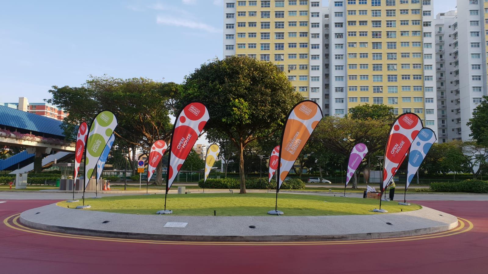 Temasek Polytechnic Open House 2019 | January