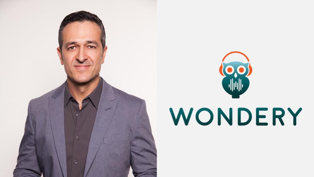 Hernan Lopez, Wondery's founder/CEO