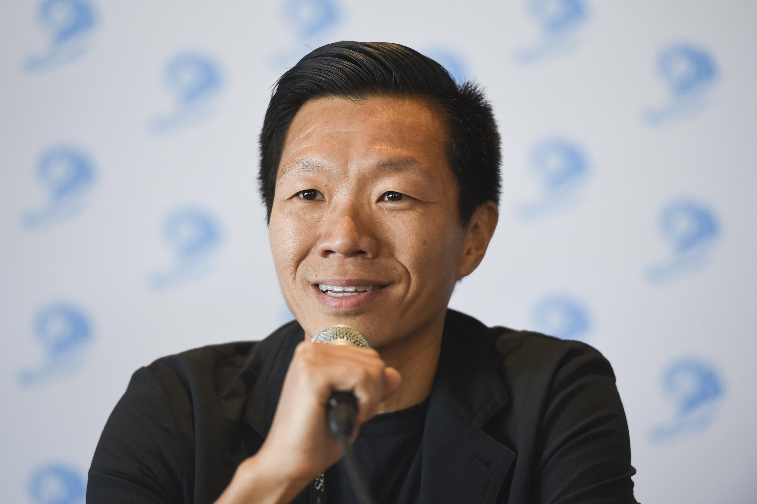 Jury President Richard Ting