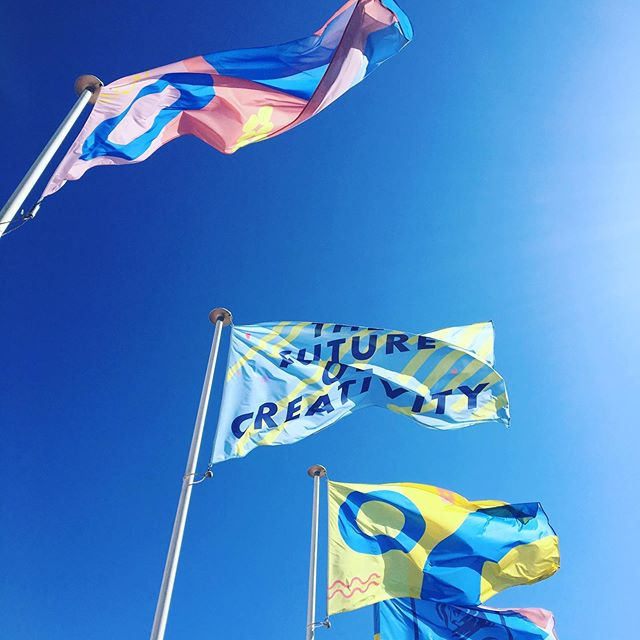 An amazing week of creativity is coming to a close. Good luck to everyone in tonight's awards and see you on the beach! 🥳 #canneslions #awards #cannes #lastday #sunseasky #inspiringcreativity