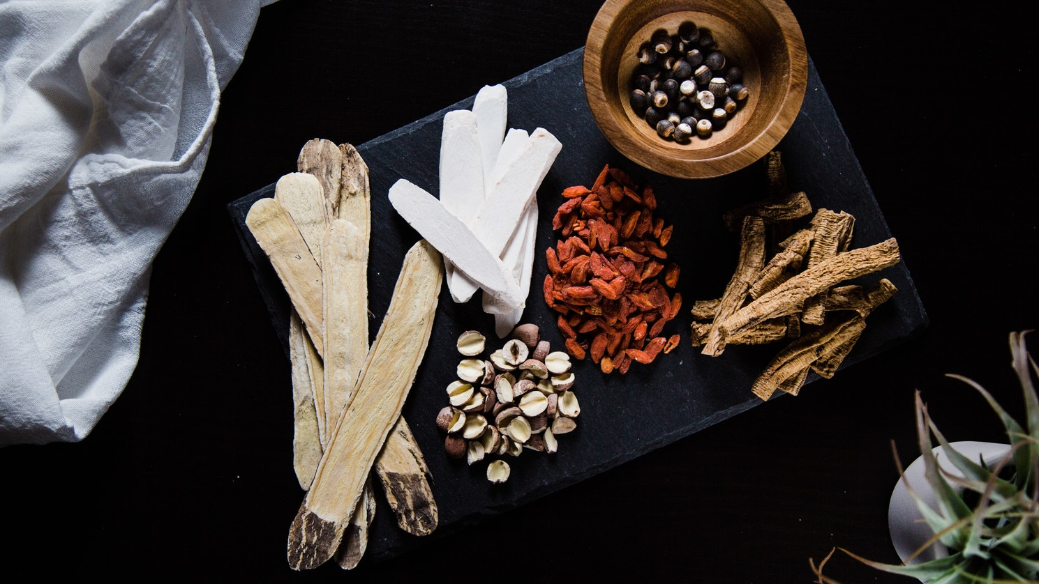 Chinese Herbal Medicine -