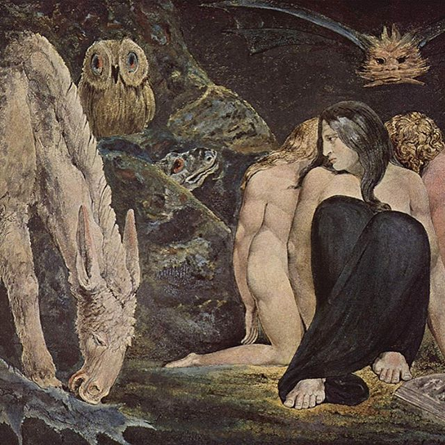 🖼: William Blake / spirit + art  #art #design #spirituality #self #fashion #howdowelive #authenticity #individualism #selfexpression #expressyourrealself #beunapologeticallyyou #create #riotsocialstyle #itsariot #riotevent