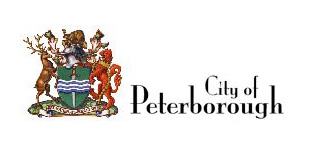 city of Peterborough Logo